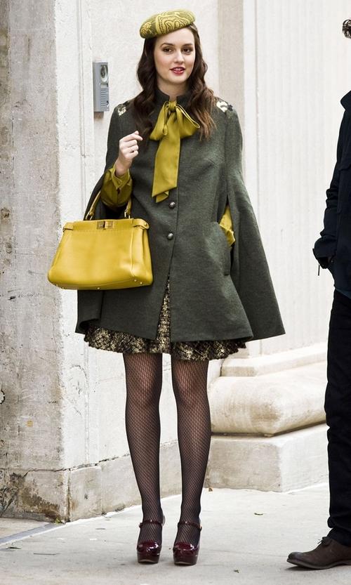 Blair Waldorf Kobieca Intuicja