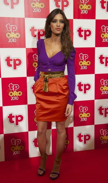 Sara+Carbonero+TP+de+Oro+Awards+2011+Arrivals+e9evEeY3xqWl
