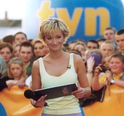scena z: Martyna Wojciechowska SK: Big Brother, Polska 2001 fot. Niemiec/AKPA