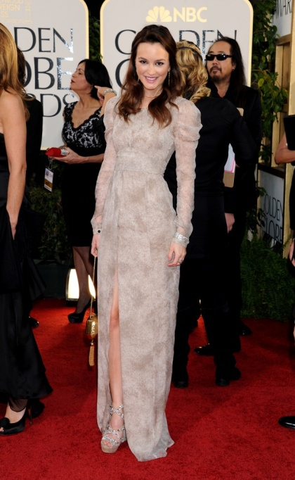 The 68th Annual Golden Globe Awards - Arrivals
