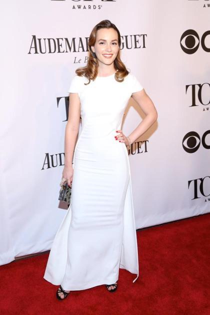 Leighton-Meester-gown-2014-Tony-Awards