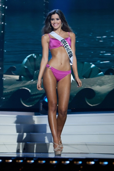 63rd Miss Universe Preliminary Rehearsals