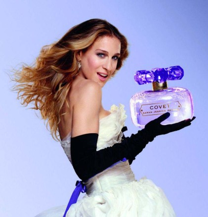 ad image for SJP Covet Pure Bloom