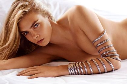 Cara-Delevingne-appears-in-the-spring-2015-advertising-campaign-for-Hong-Kong-based-jewellery-firm-John-Hardy
