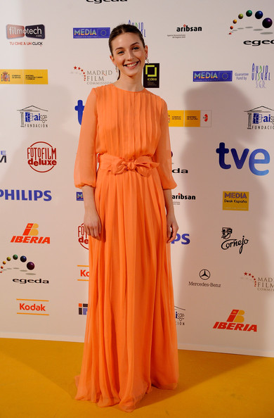 Maria+Valverde+Dresses+Skirts+Evening+Dress+AFXMFylcd5gl