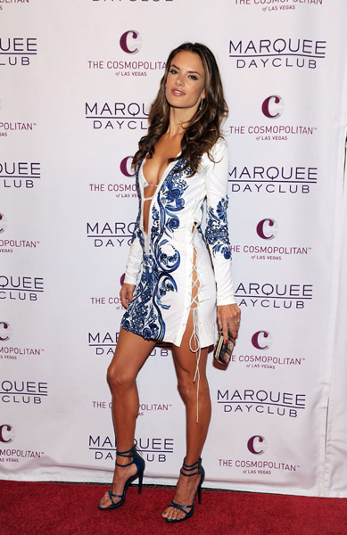 <> at Marquee Nightclub and Dayclub on April 9, 2011 in Las Vegas, Nevada.