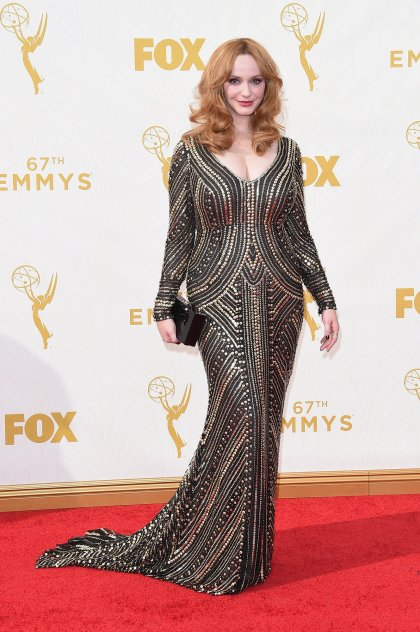 christina-hendricks-emmys-red-carpet-2015