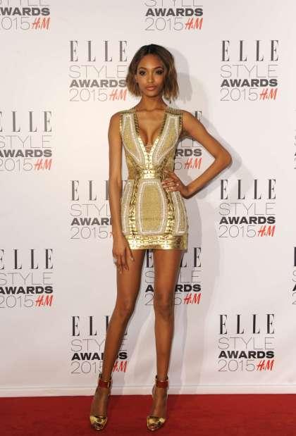 Jourdan-Dunn -Elle-Style-Awards-2015-in-London-02