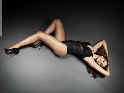 Sofia Vergara photo shoot by James White (2012)