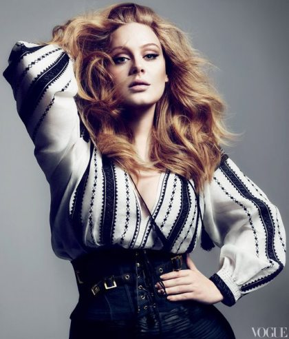 adele-shot-vogue-new-spread-hot-beautiful-naked