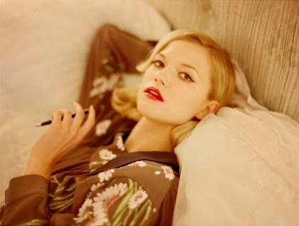 Russian Vogue - October 2011 - Kasia Struss - Somerset - ? - Ekaterina Mukhina