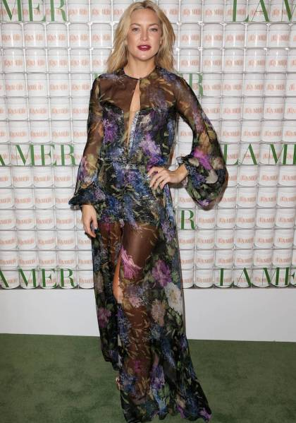 La Mer 'Celebration of an Icon' Global Event hosted by Estée Lauder Companies Inc. Group at Siren Studios - Arrivals Featuring: Kate Hudson Where: Hollywood, California, United States When: 13 Oct 2015 Credit: FayesVision/WENN.com