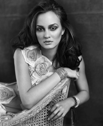 Leighton Meester Photoshoot for InStyle-04