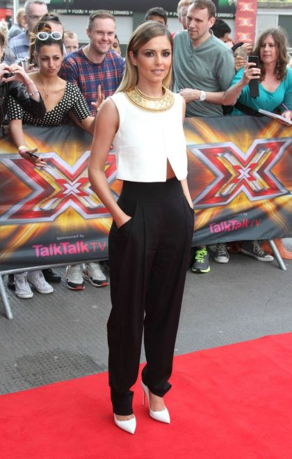 "06/24/2014 - Cheryl Cole - ""The X Factor"" 2014 UK Auditions - Judges Photocall - The Emirates Stadium - London, UK - Keywords: Topics, England, Stadium, Arrival, Reality TV, Audition, Arts Culture and Entertainment, Celebrities, Topix, Bestof, Celebrity, REF:LMK73-48885-2400614 Orientation: Portrait Face Count: 1 - False - Photo Credit: Landmark / PR Photos - Contact (1-866-551-7827) - Portrait Face Count: 1"
