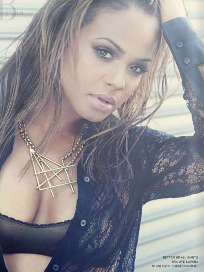 Christina Milian photoshoot for Bello Magazine-06