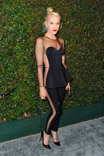 la-modella-mafia-Gwen-Stefani-style-icon-2012-fashion-Stella-McCartney-on-the-red-carpet
