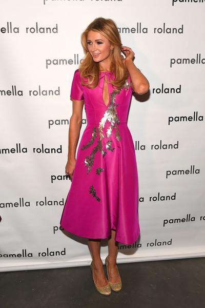 Paris+Hilton+Dresses+Skirts+Beaded+Dress+zUnuMJEZbI2l