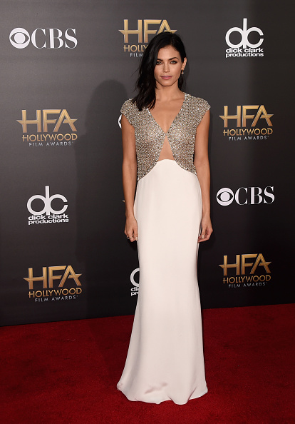 HOLLYWOOD, CA - NOVEMBER 14: Actress Jenna Dewan-Tatum attends the 18th Annual Hollywood Film Awards at The Palladium on November 14, 2014 in Hollywood, California. (Photo by Jason Merritt/Getty Images)