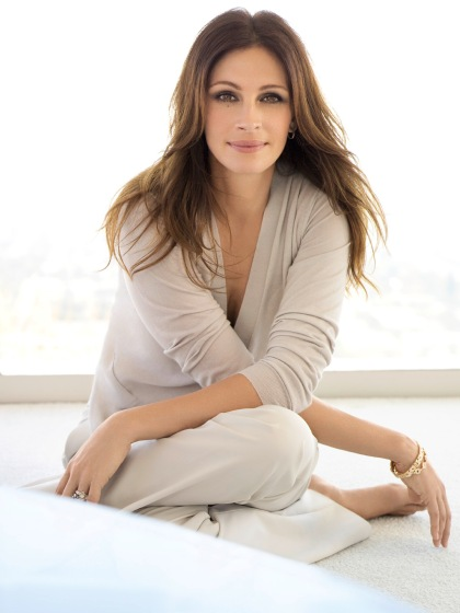 Julia Roberts for La vie est belle